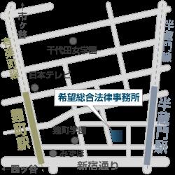 地図:アクセス